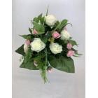 AFL0342 Bukiet róża z małymi różyczkami KOLOR 2