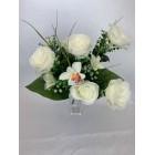 Róża - Storczyk - Lilia kolor 1