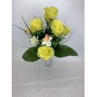 Róża - Storczyk - Lilia kolor 4