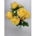 AFL0576 Bukiet 7 Róż i Storczyk kolor 4