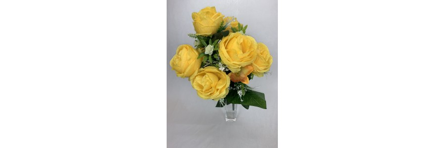 Róża - Storczyk