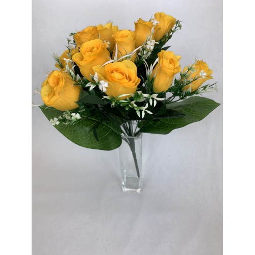 Bukiet Róża x18 kolor 3